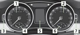 Reset service light indicator Skoda Superb B6 (3T)
