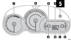 Reset oil service indicator Toyota Matrix 2 generation E140
