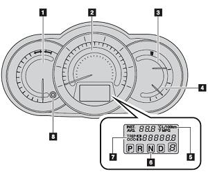 Reset oil service light indicator Toyota Rav4 XA30