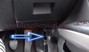 OBD II airbag reset BMW E91 3 Series