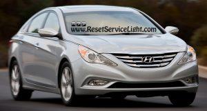 replace the spark plugs on Hyundai Sonata 2009-2014