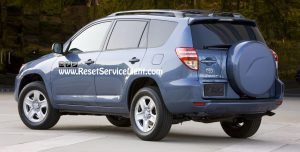 How to change the air filter on Toyota Rav4 2006-2012