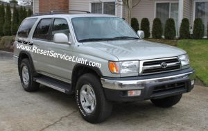 How to change the tail light on Toyota 4Runner 1996-2002