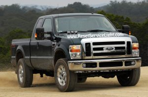 2008 Ford F-250 Super Duty in Texas Hill Country
