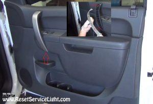remove-the-door-handle-on-chevy-silverado-2007-2013