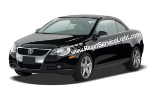 how-to-replace-the-glass-of-the-right-side-mirror-on-vw-eos-2006-2010